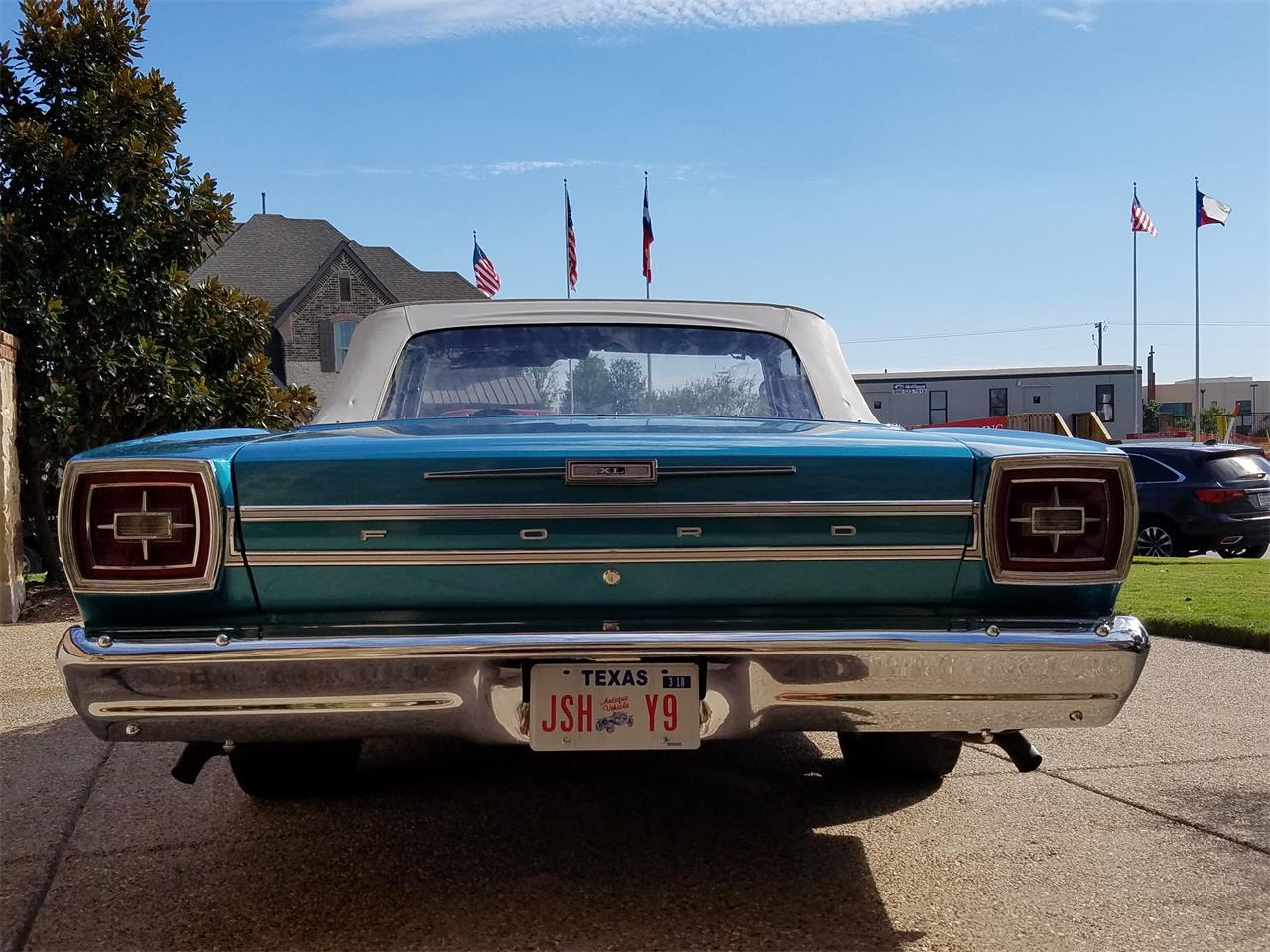 Large Picture of Classic '66 Galaxie 500 - L5E8