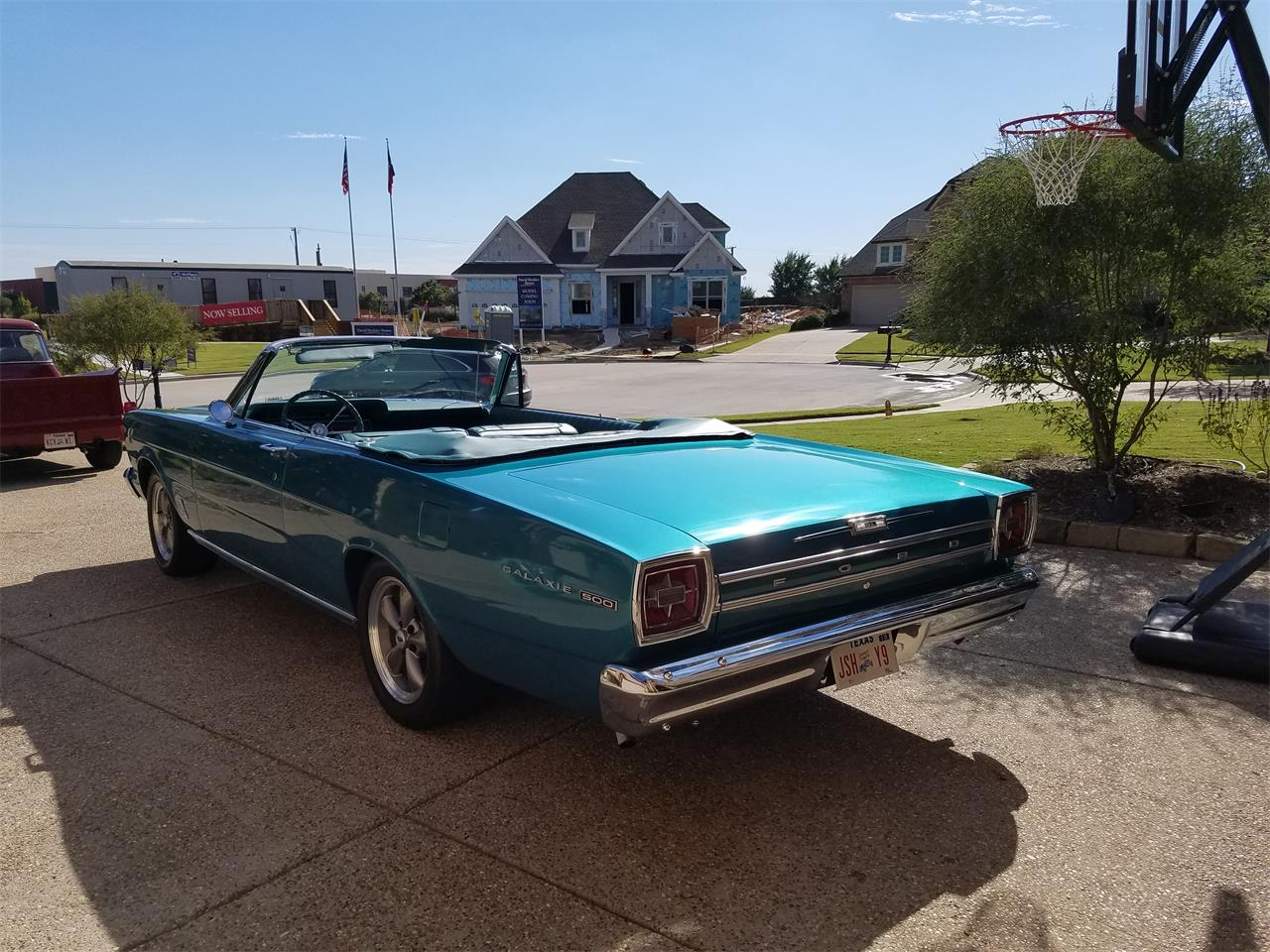 Large Picture of 1966 Ford Galaxie 500 located in Texas - L5E8