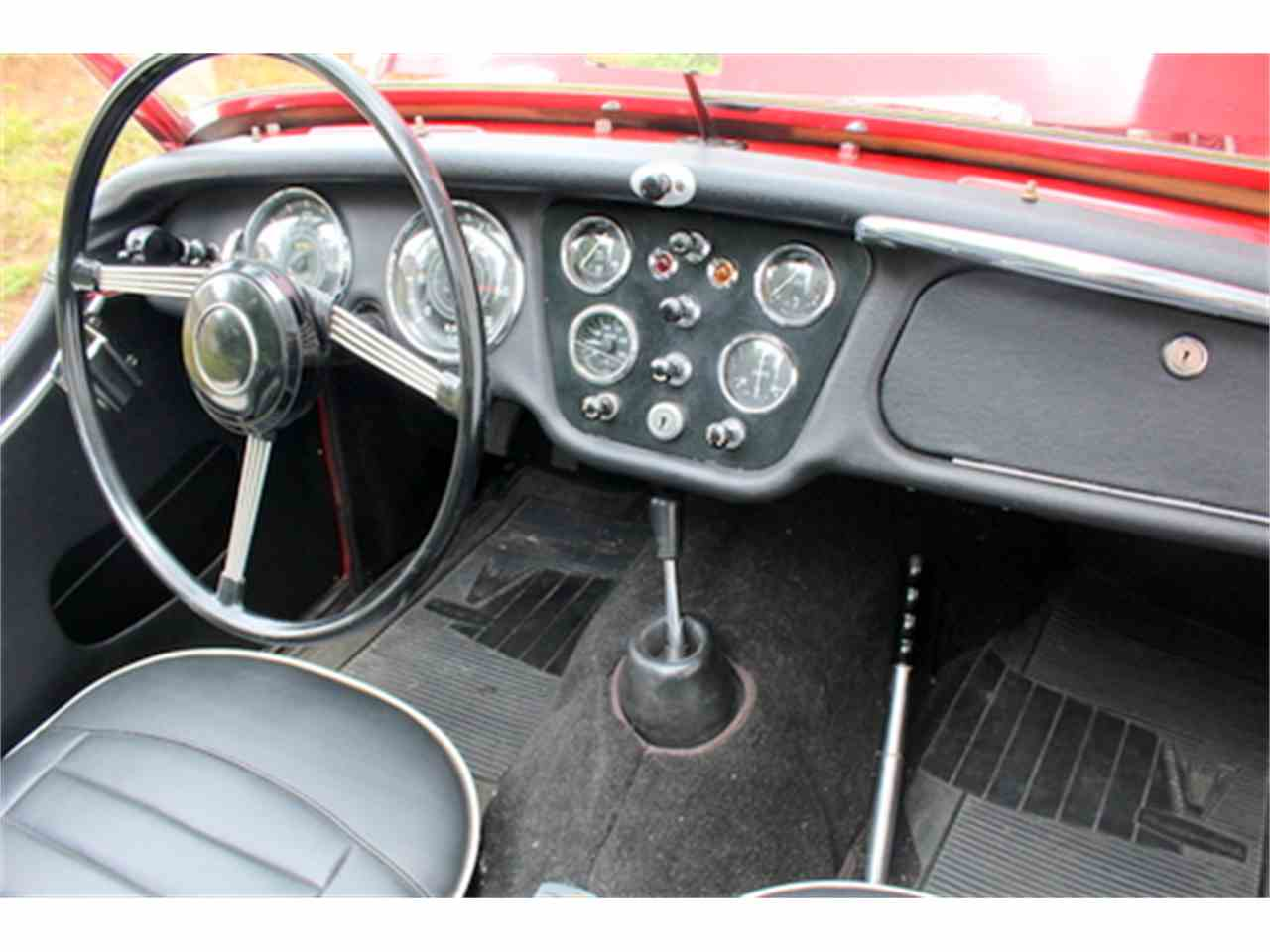 Large Picture of '58 TR3A - L5EV