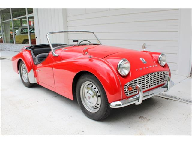 Picture of '58 TR3A - $38,950.00 Offered by  - L5EV