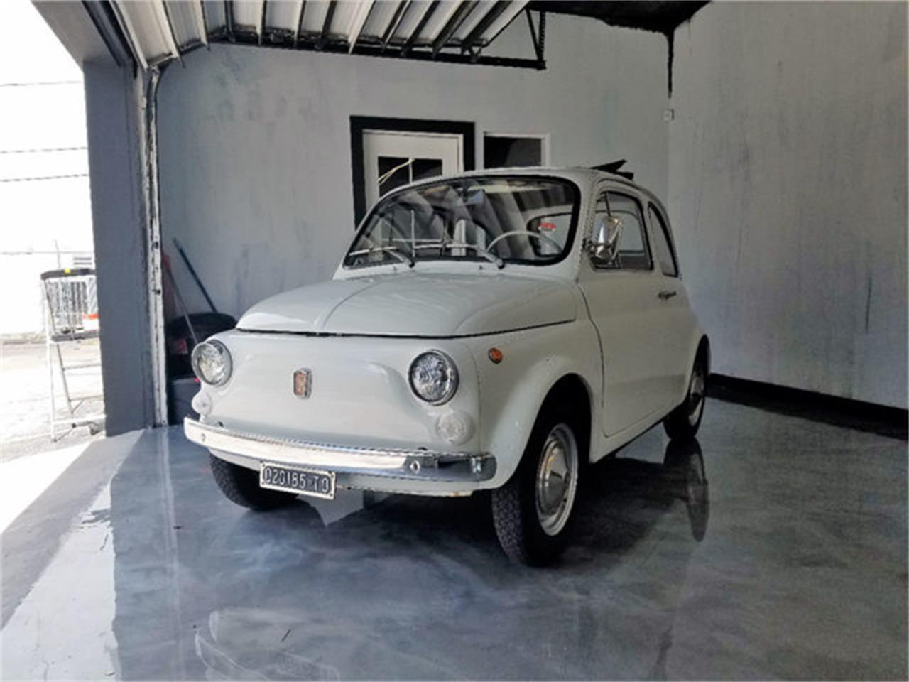 1970 Fiat 500l For Sale Cc 986801 500 Large Picture Of 70 L5f5