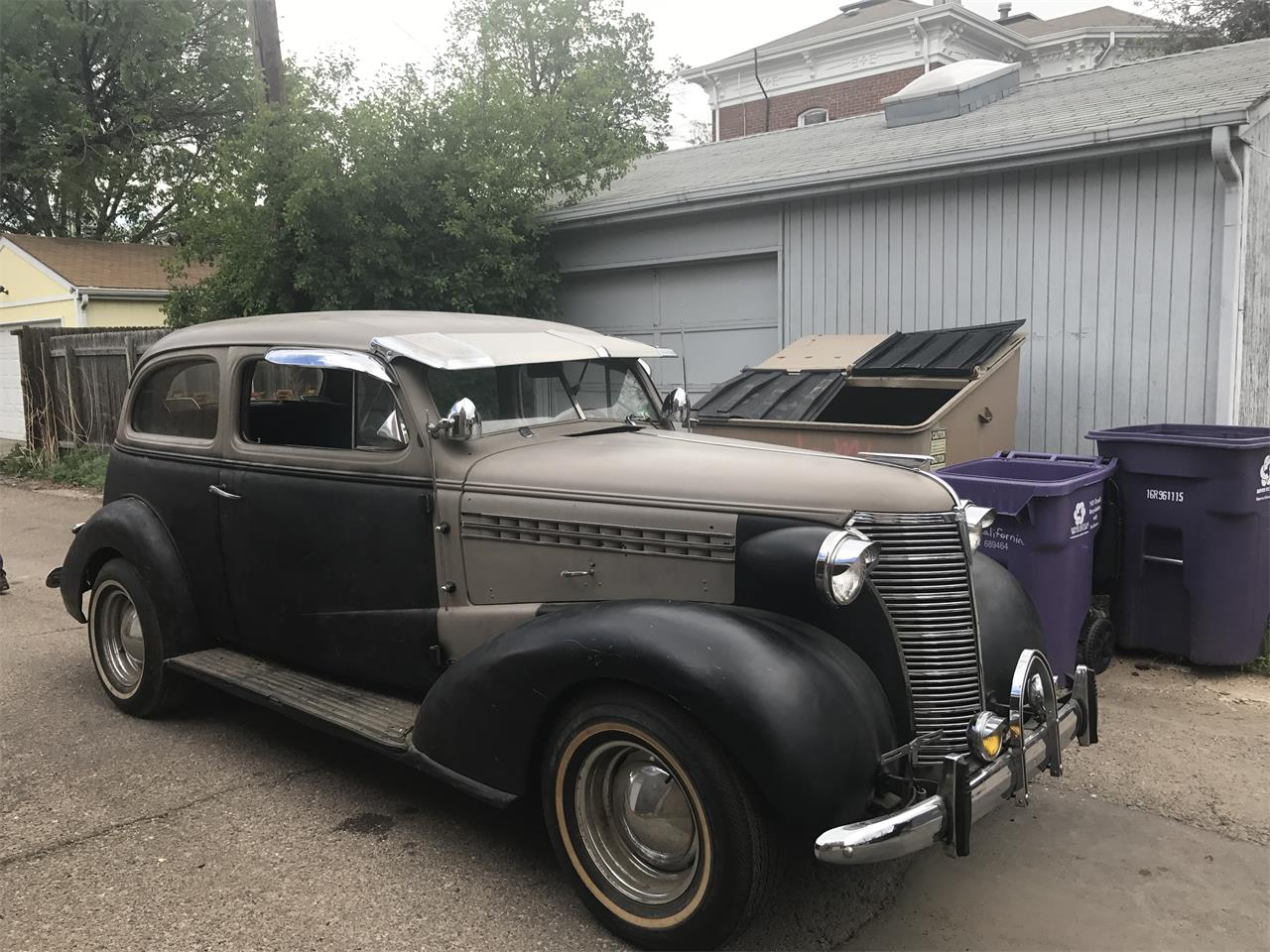Large Picture of 1938 Deluxe located in Thornton Colorado - L5G1