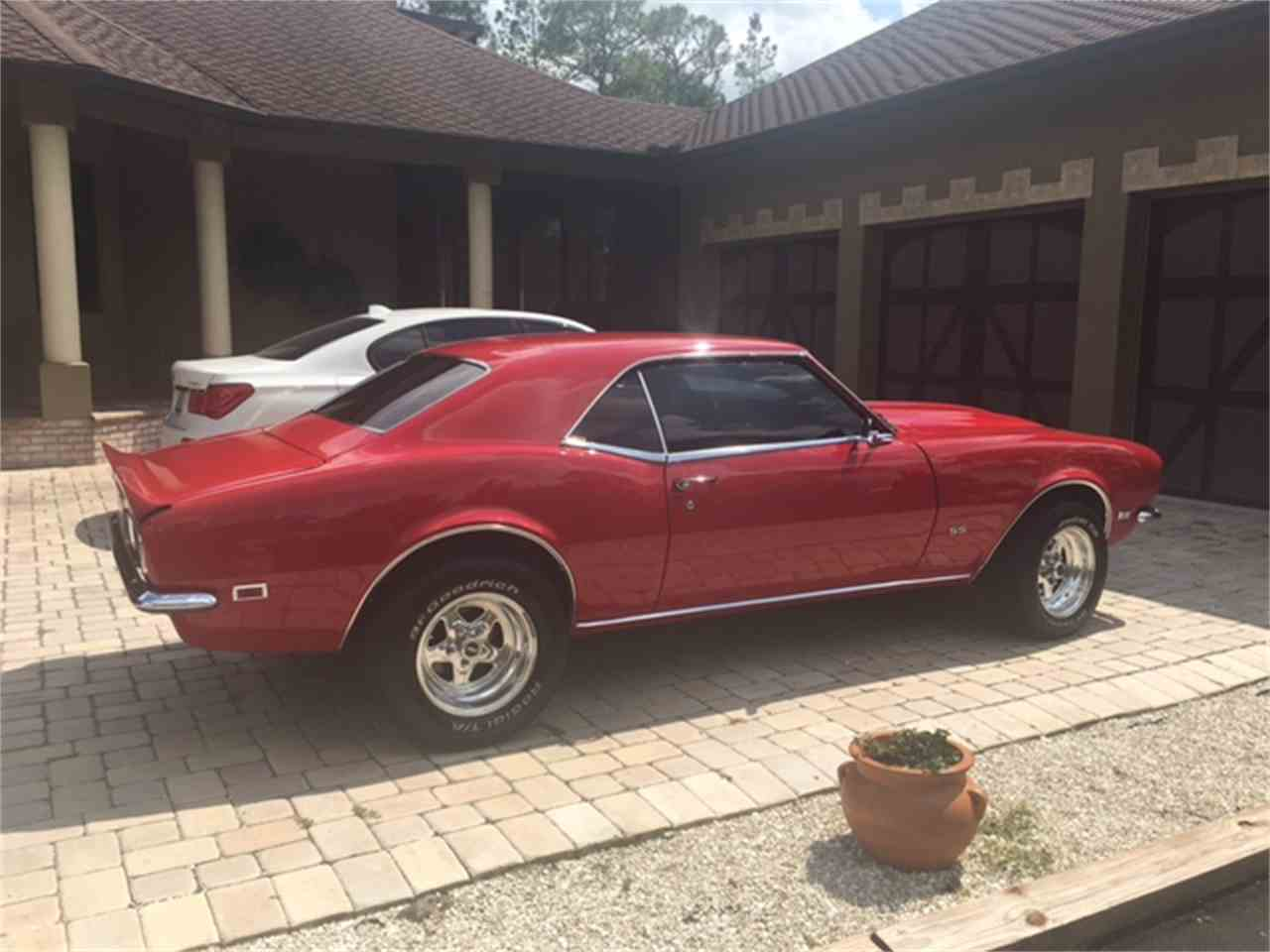 Large Picture of '68 Camaro SS - L5GS