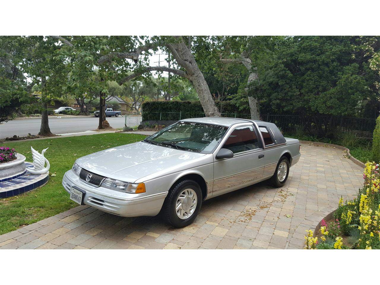 1992 Mercury Cougar For Sale