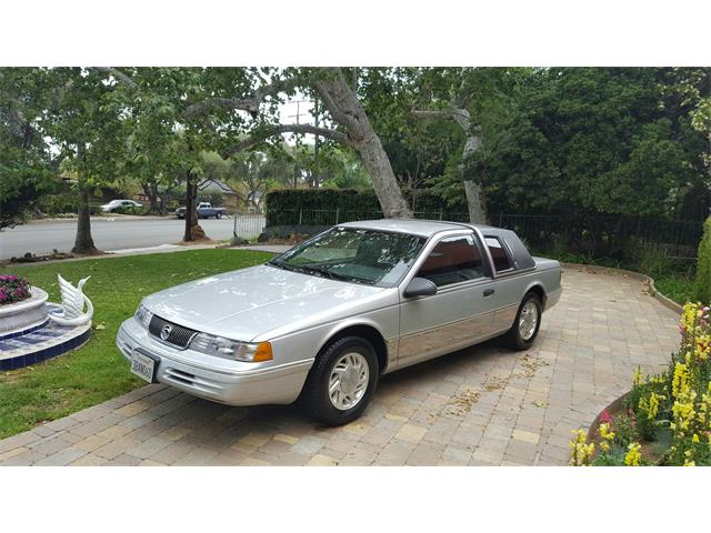 Picture of '92 Cougar - L5GZ