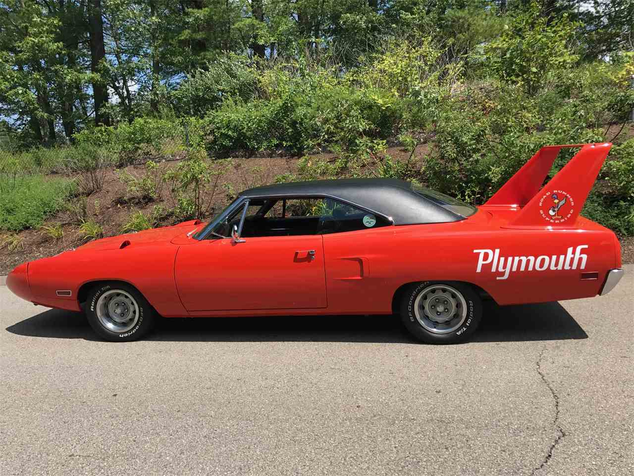 1970 plymouth superbird for sale cc 986902. Black Bedroom Furniture Sets. Home Design Ideas