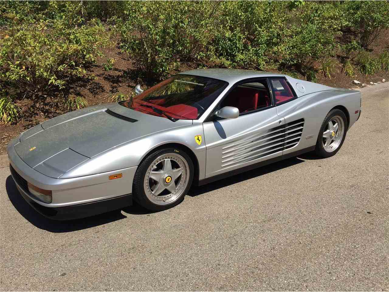 Large Picture of 1989 Testarossa located in Holliston Massachusetts Offered by Classic Motorcars - L5I6