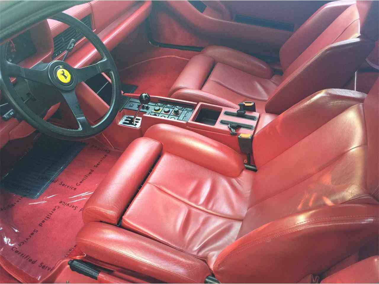 Large Picture of 1989 Ferrari Testarossa - $135,000.00 Offered by Classic Motorcars - L5I6