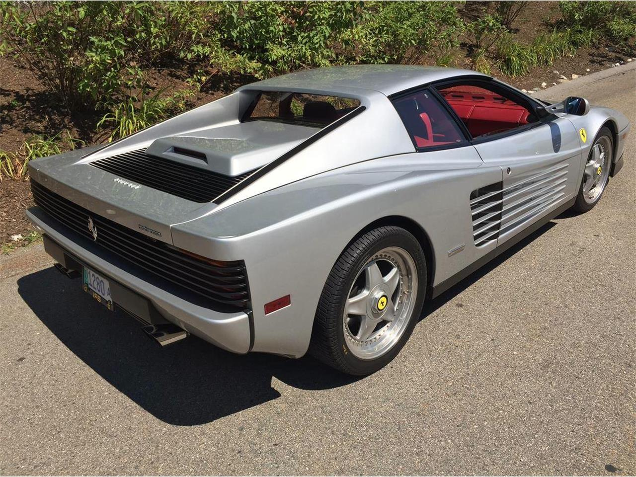 Large Picture of '89 Testarossa - L5I6