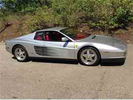 Picture of '89 Ferrari Testarossa - $135,000.00 Offered by Classic Motorcars - L5I6