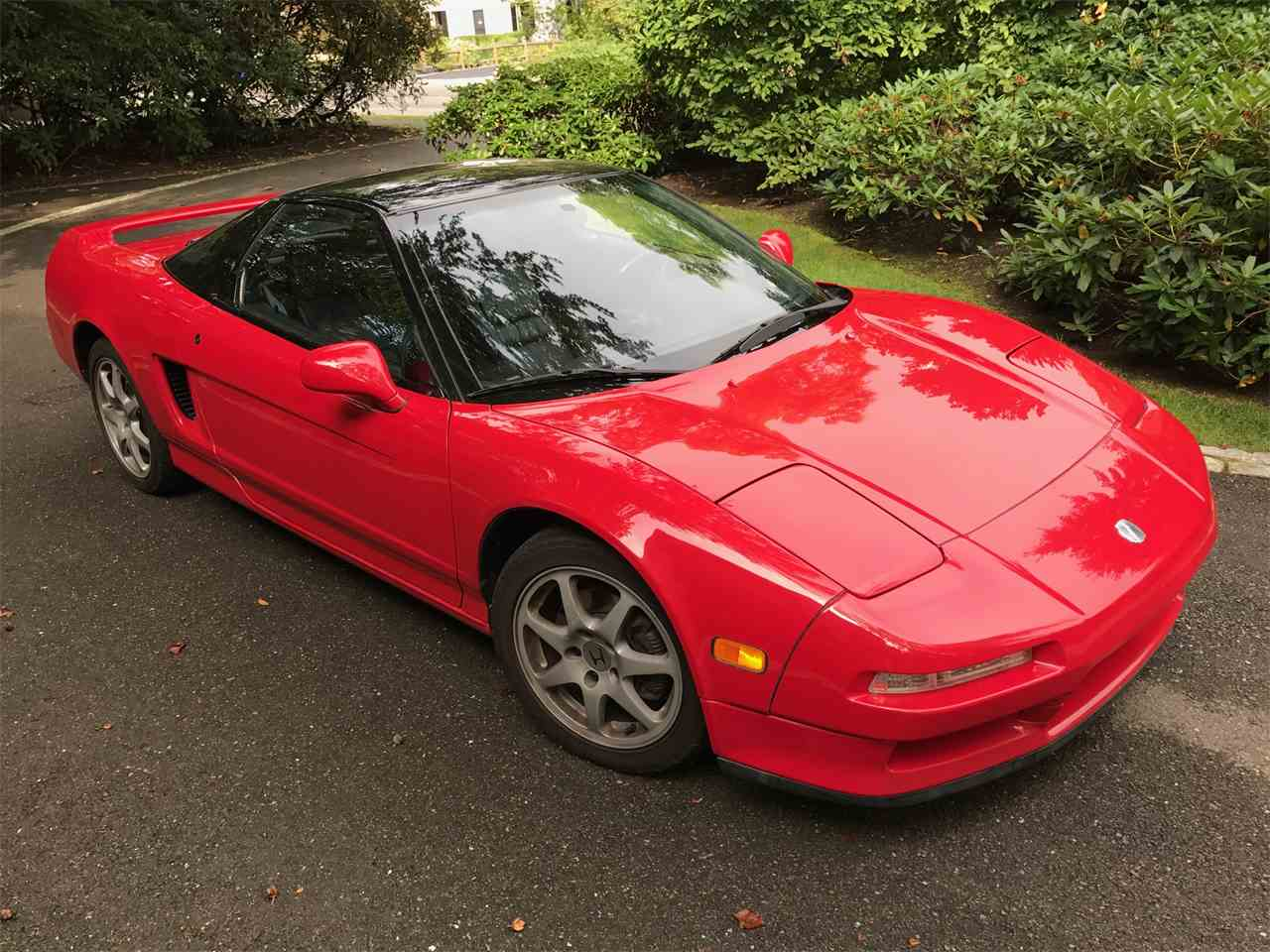 Large Picture of '91 NSX - L5II