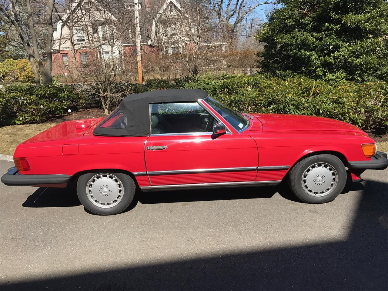 Large Picture of '88 560SL - L5IK