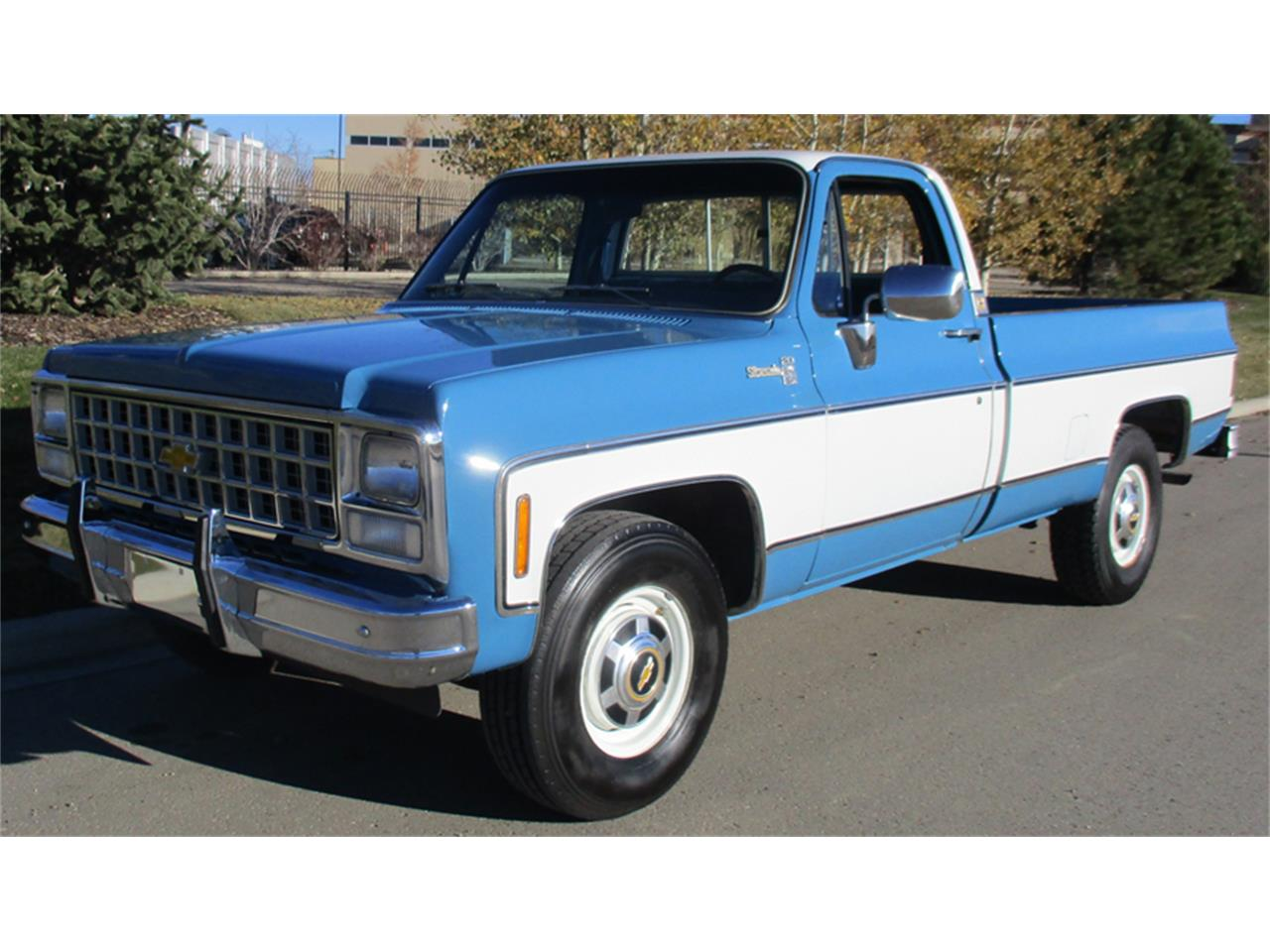 Large Picture of '80 Chevrolet C/K 20 Offered by Classic Motorcars - L5IM