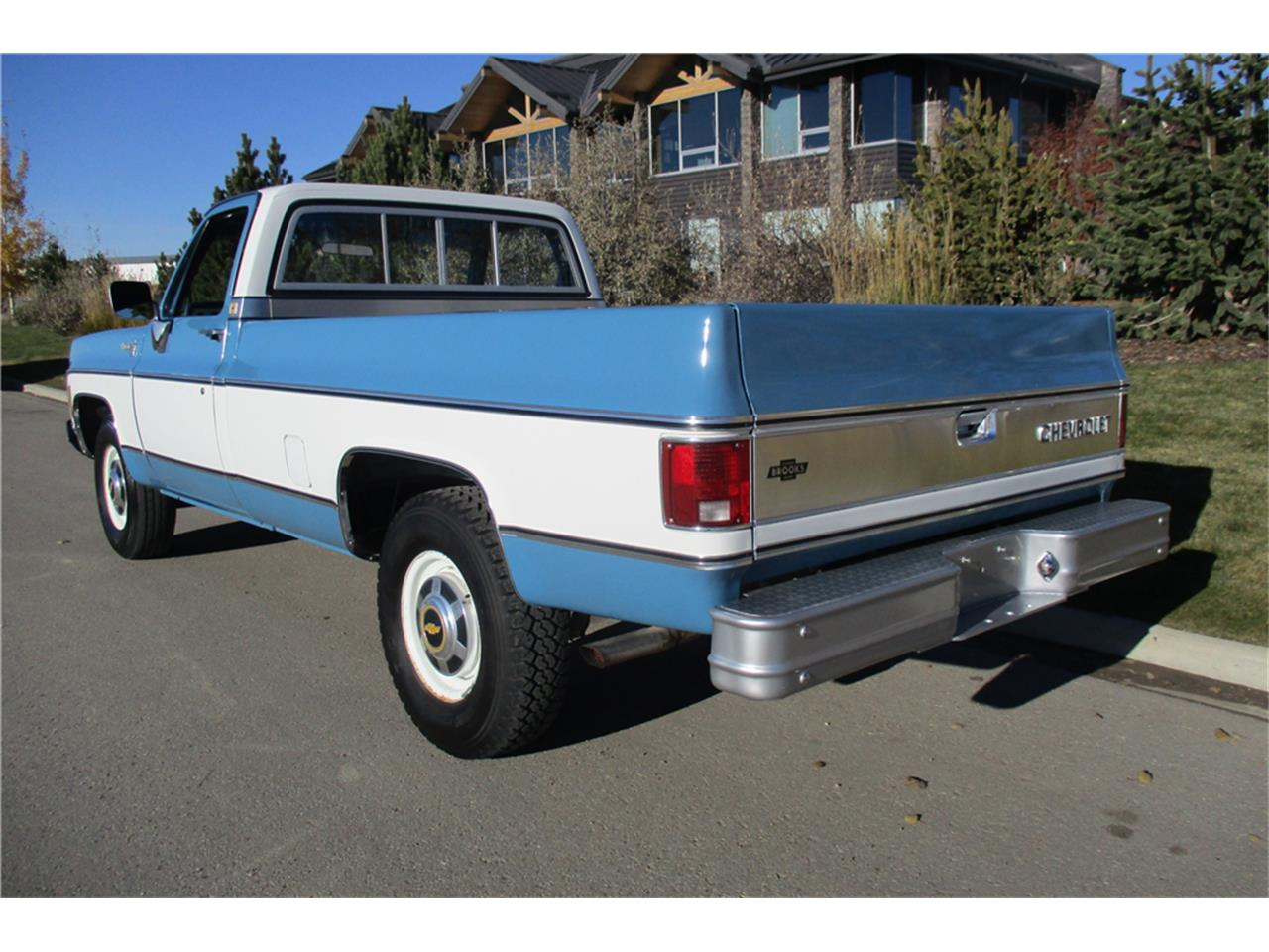 Large Picture of '80 Chevrolet C/K 20 - $37,500.00 Offered by Classic Motorcars - L5IM