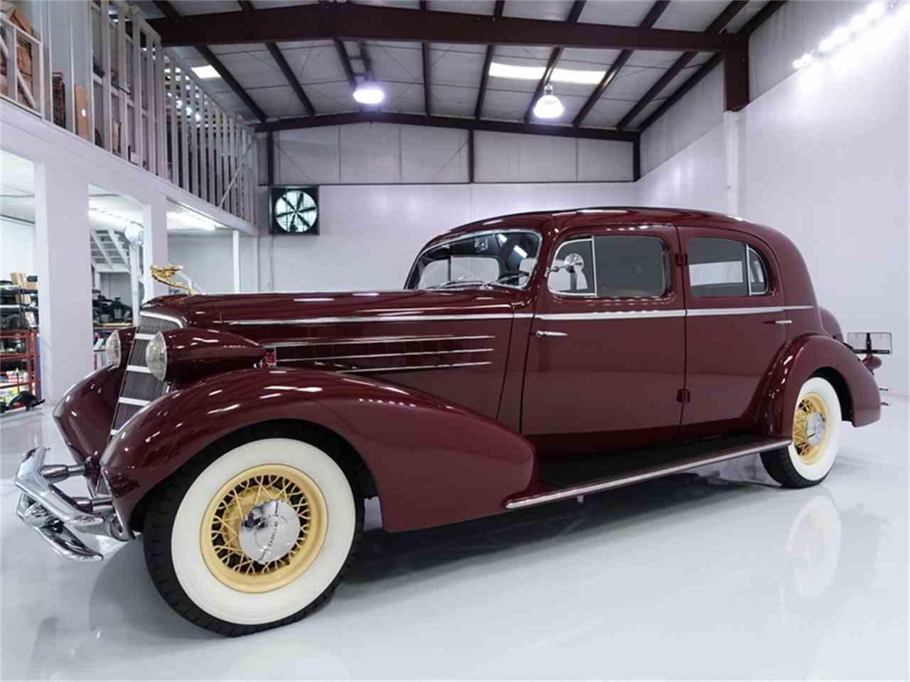 1934 Cadillac Town Sedan for Sale | ClicCars.com | CC-986964