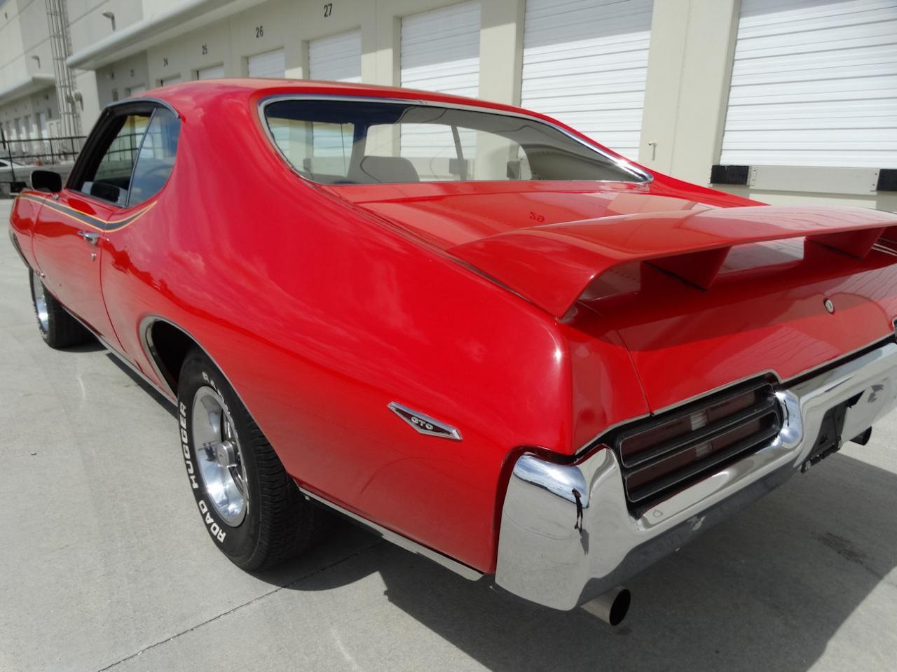 Large Picture of '69 GTO - L5JX