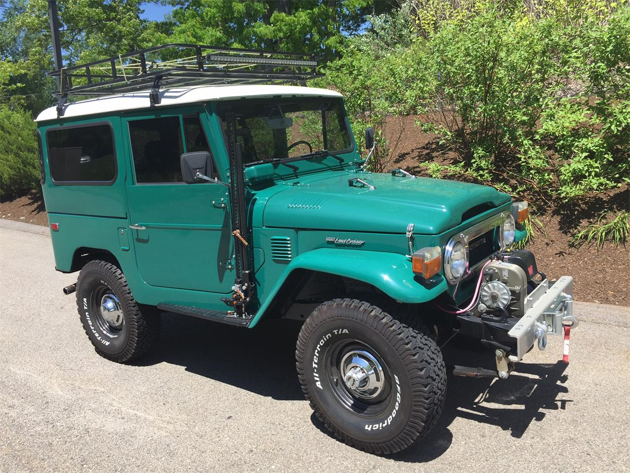 Large Picture of 1978 Land Cruiser FJ located in Massachusetts - $45,500.00 Offered by Classic Motorcars - L5K0