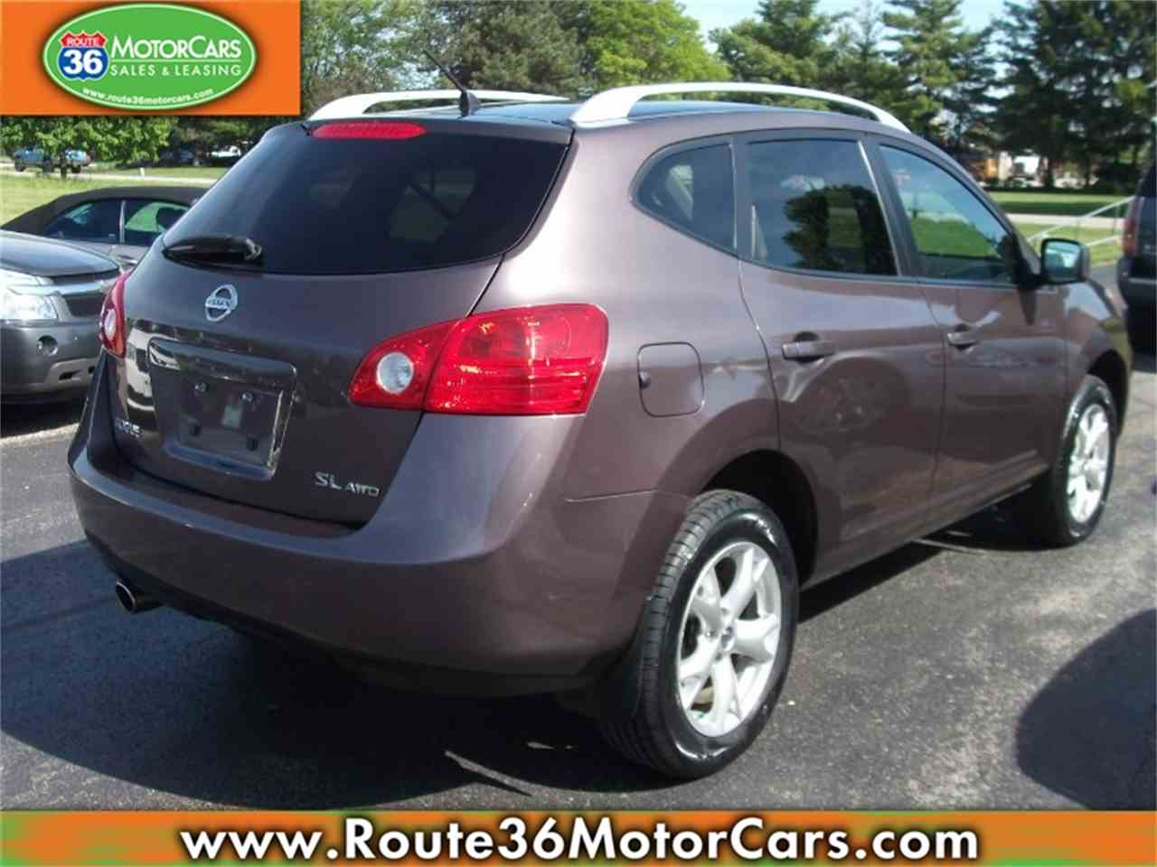 Large Picture of '09 Rogue - L5KC