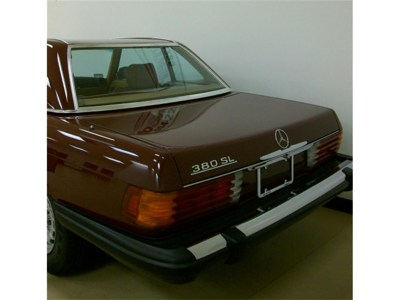 Large Picture of '84 380SL - L5KR
