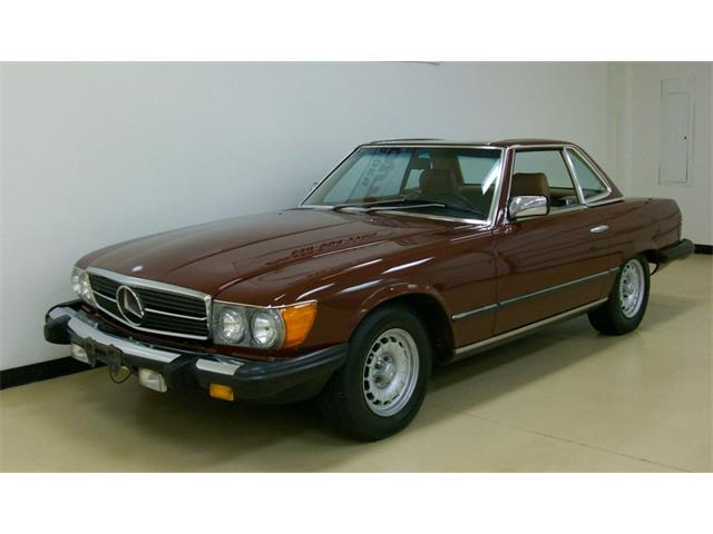 Picture of '84 380SL - L5KR