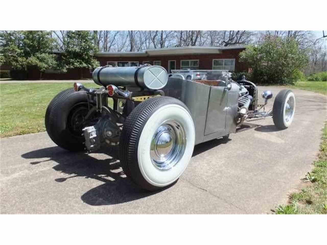Large Picture of '29 Roadster - L5KZ