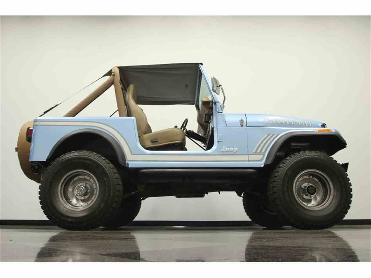 Large Picture of '85 CJ7 - L5L9