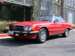 Picture of 1988 Mercedes-Benz 560 - $37,500.00 Offered by Chequered Flag International - L5LZ