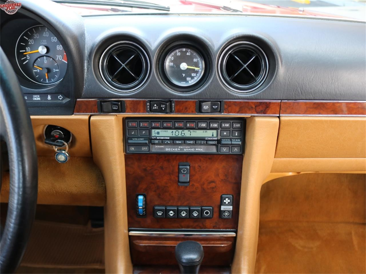 Large Picture of '88 Mercedes-Benz 560 located in Marina Del Rey California - $37,500.00 Offered by Chequered Flag International - L5LZ