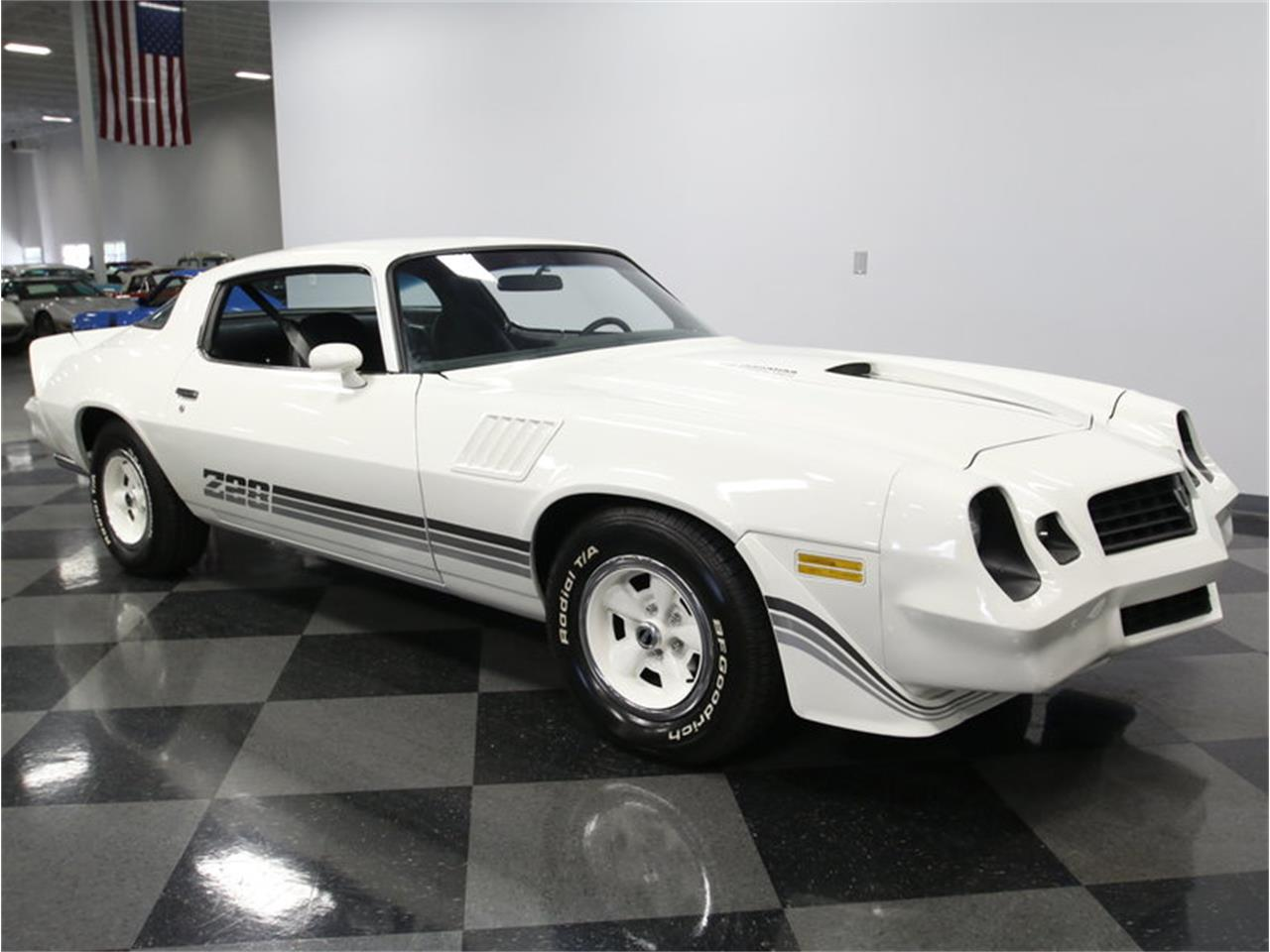 Large Picture of '78 Chevrolet Camaro Z28 located in Concord North Carolina Offered by Streetside Classics - Charlotte - L5M0