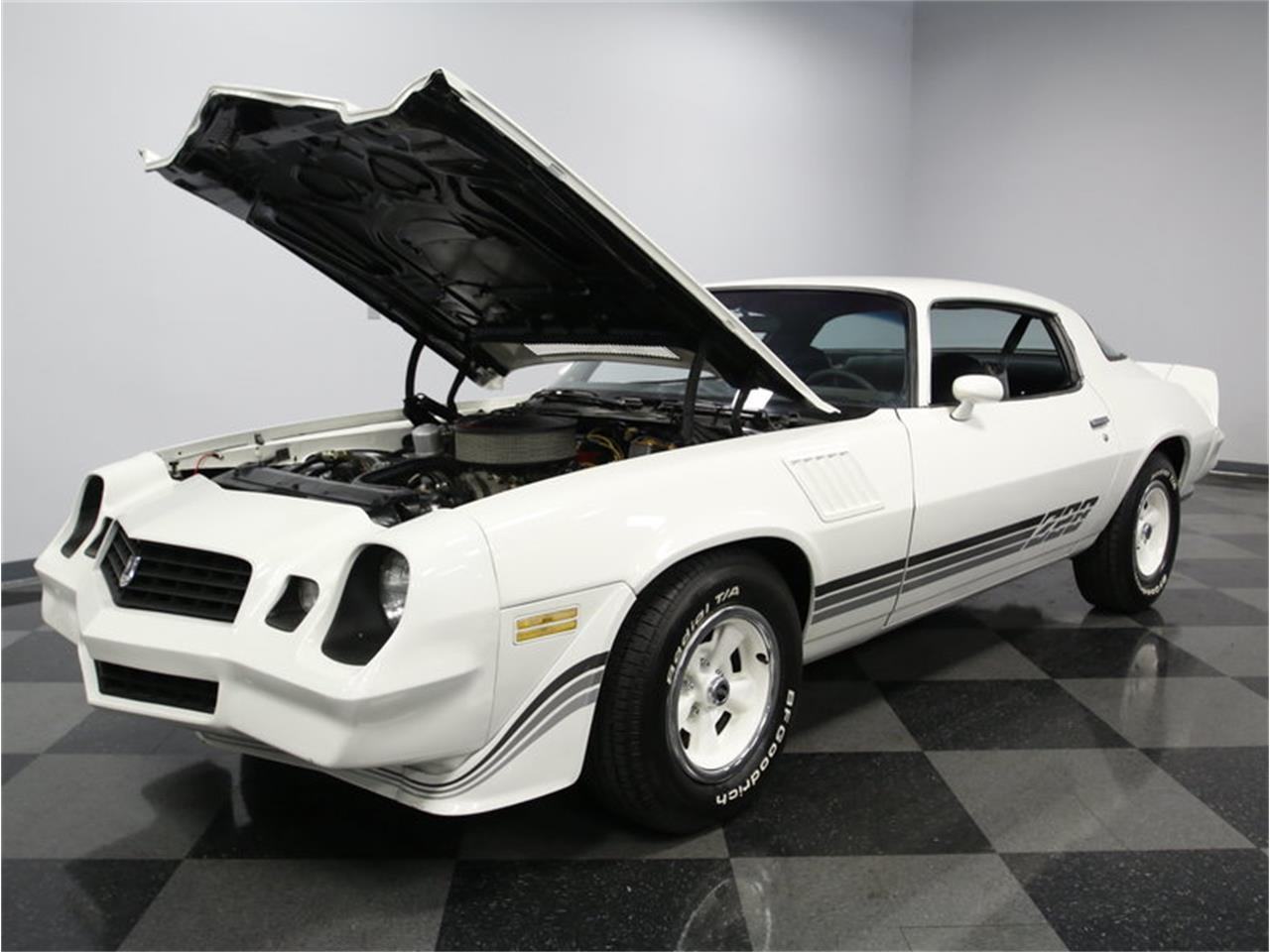 Large Picture of '78 Chevrolet Camaro Z28 Offered by Streetside Classics - Charlotte - L5M0