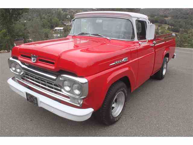 Picture of '60 Ford F100 Offered by  - L5M4