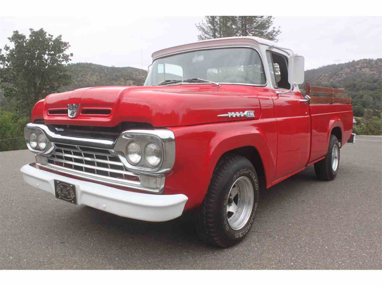 Large Picture of '60 F100 - L5M4