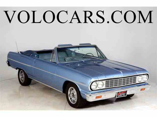 Picture of 1964 Chevrolet Chevelle Malibu located in Volo Illinois Offered by  - L5M9