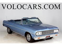 Picture of '64 Chevrolet Chevelle Malibu located in Volo Illinois Offered by Volo Auto Museum - L5M9