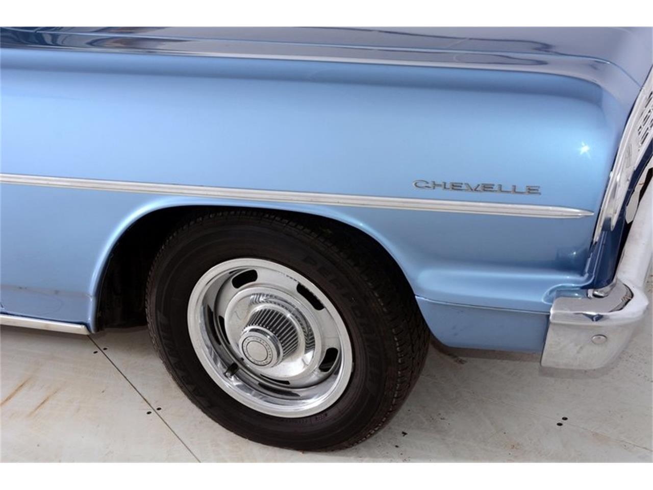Large Picture of Classic '64 Chevelle Malibu located in Volo Illinois Offered by Volo Auto Museum - L5M9