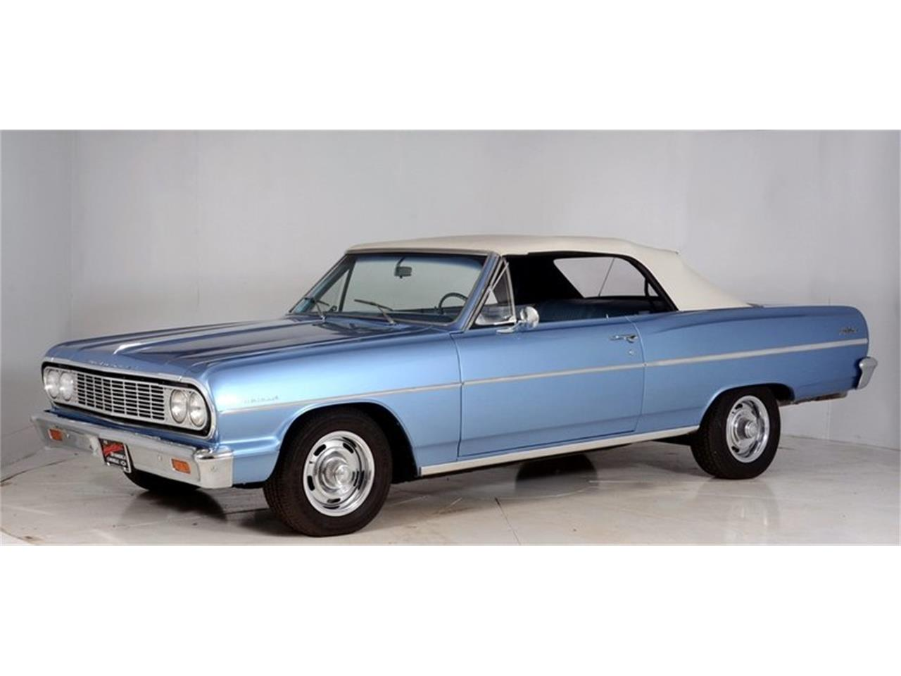 Large Picture of 1964 Chevrolet Chevelle Malibu located in Illinois Offered by Volo Auto Museum - L5M9