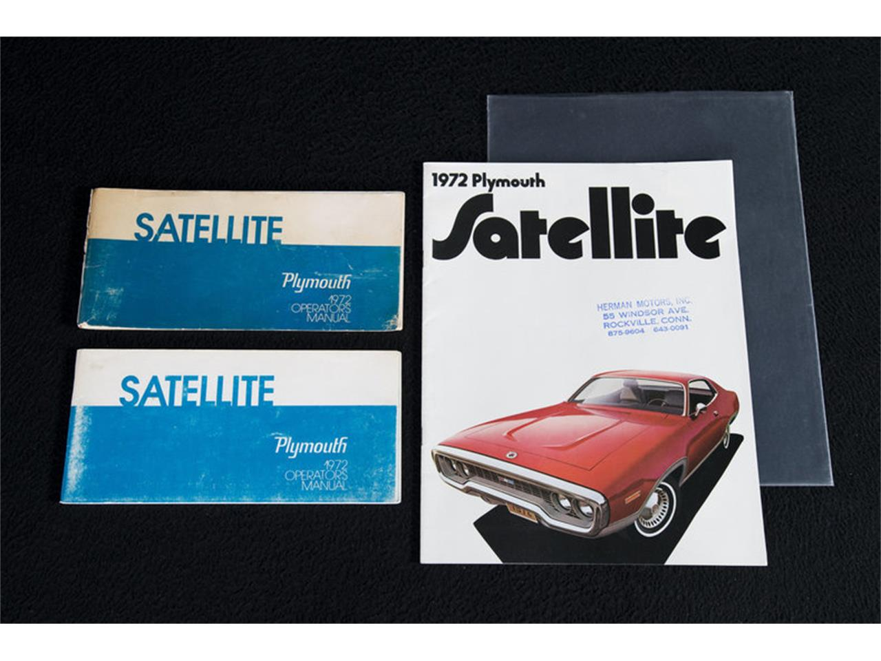Large Picture of '72 Satellite - L5MF