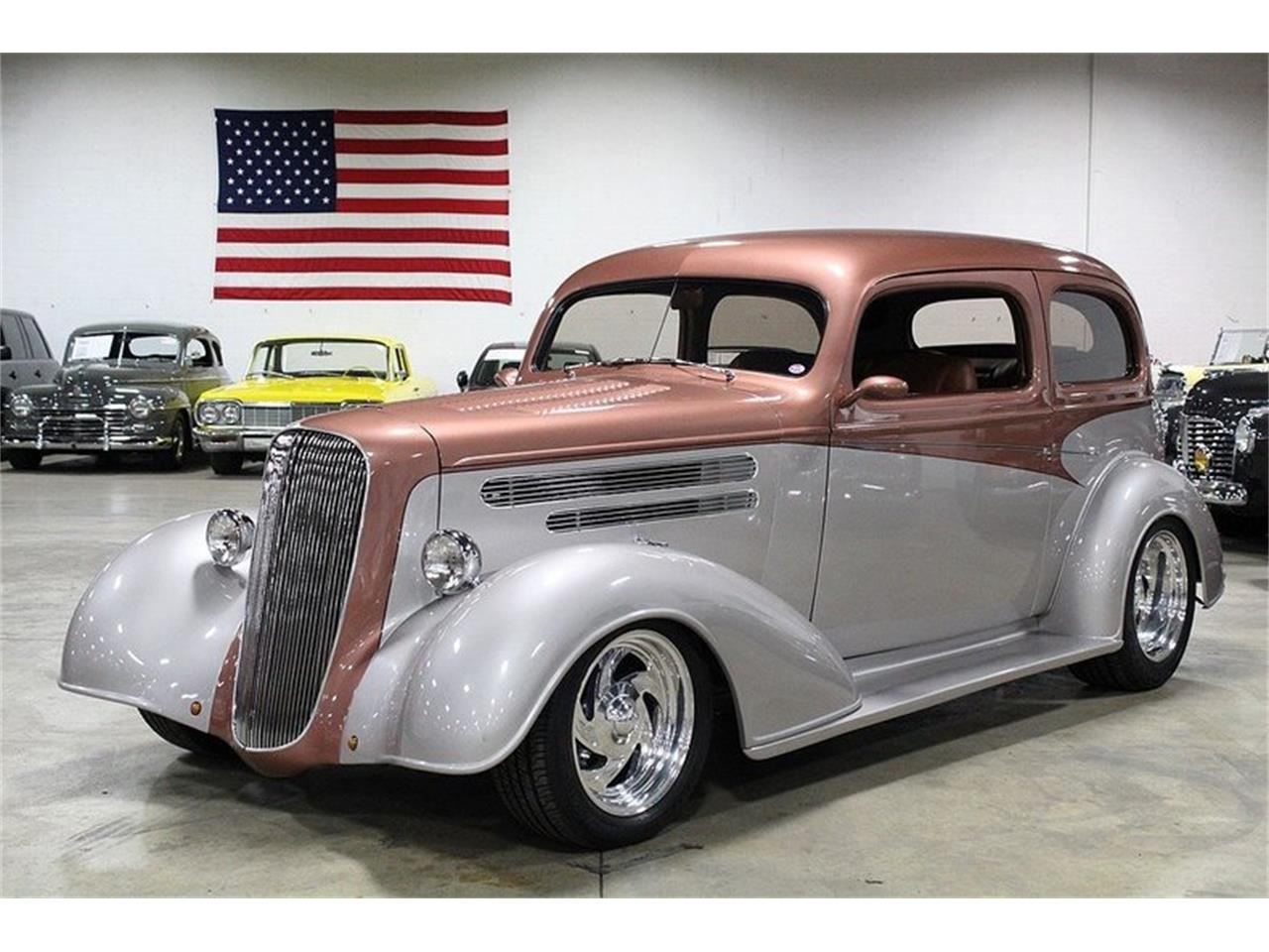 Large Picture of Classic '36 Deluxe - $33,900.00 - L5NH