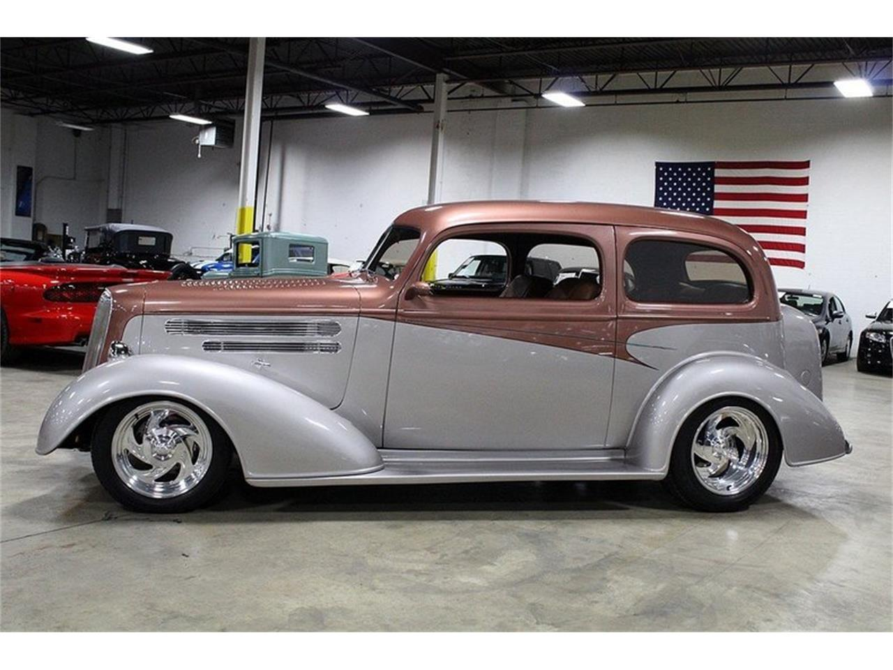 Large Picture of Classic '36 Chevrolet Deluxe - $33,900.00 - L5NH