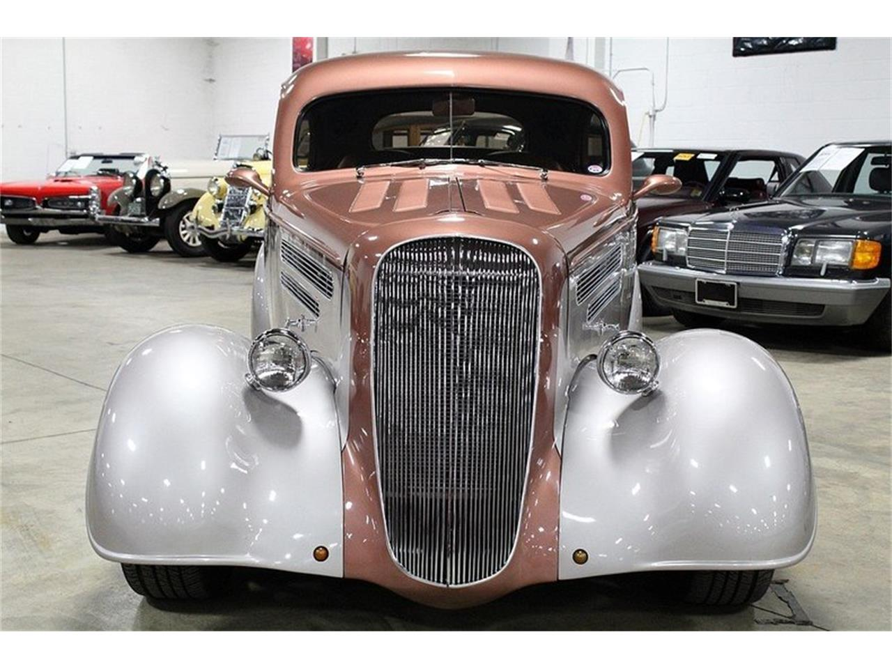 Large Picture of 1936 Chevrolet Deluxe Offered by GR Auto Gallery - L5NH