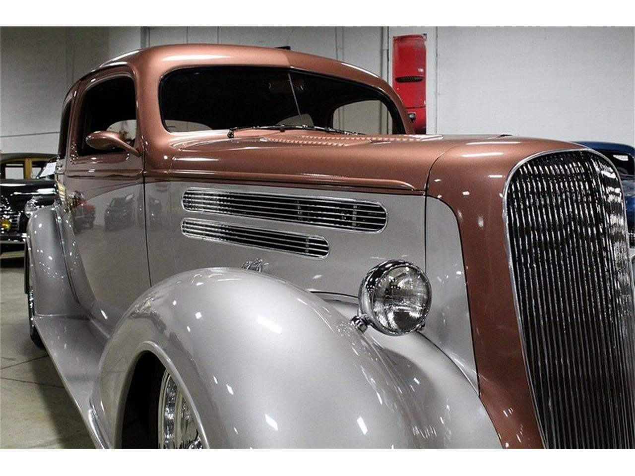 Large Picture of 1936 Chevrolet Deluxe located in Kentwood Michigan - $33,900.00 Offered by GR Auto Gallery - L5NH