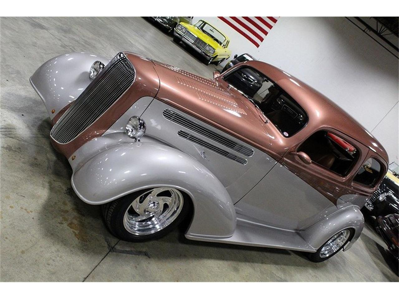 Large Picture of '36 Chevrolet Deluxe located in Kentwood Michigan Offered by GR Auto Gallery - L5NH