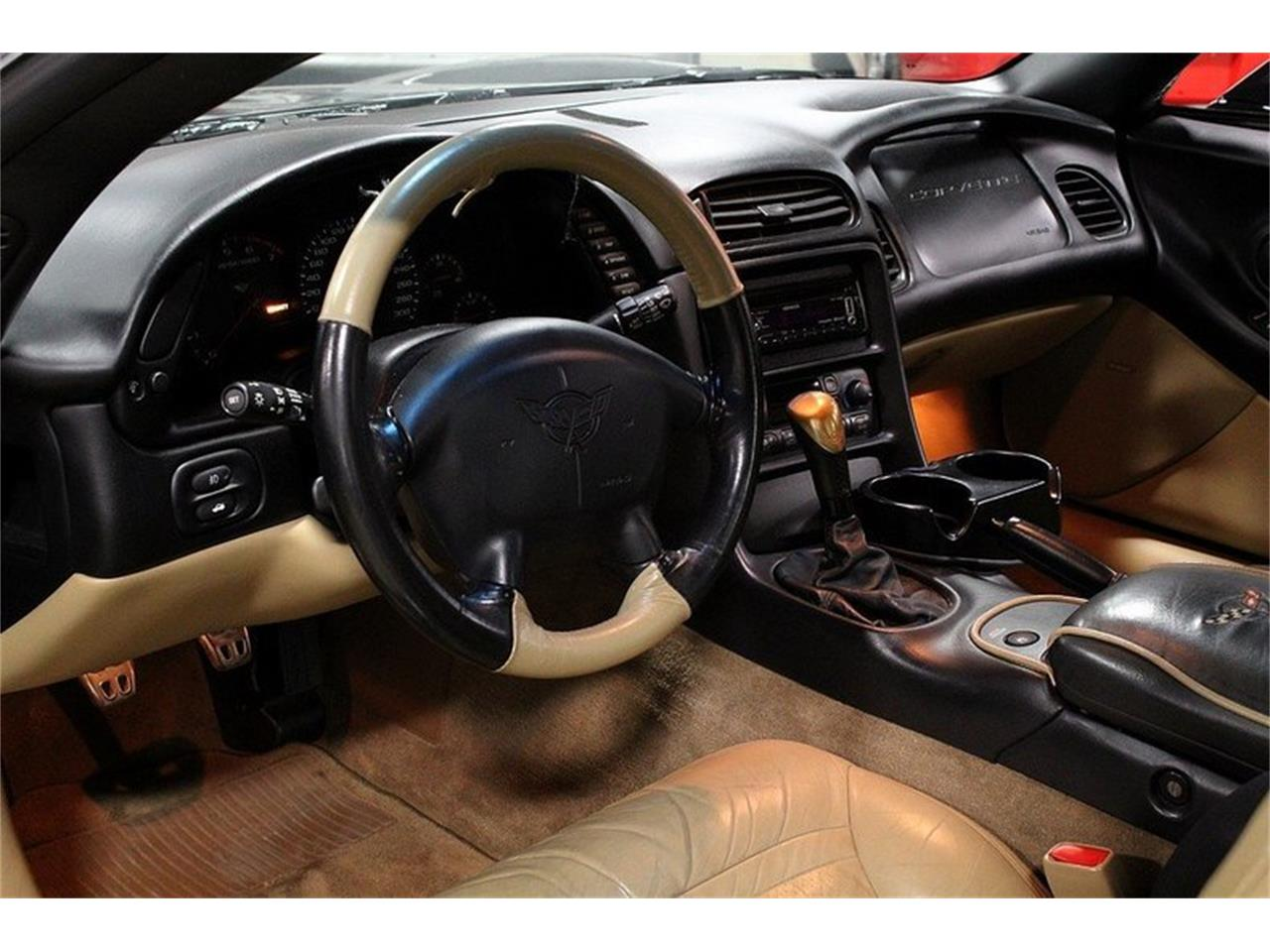 Large Picture of 1998 Chevrolet Corvette located in Michigan Offered by GR Auto Gallery - L5NJ