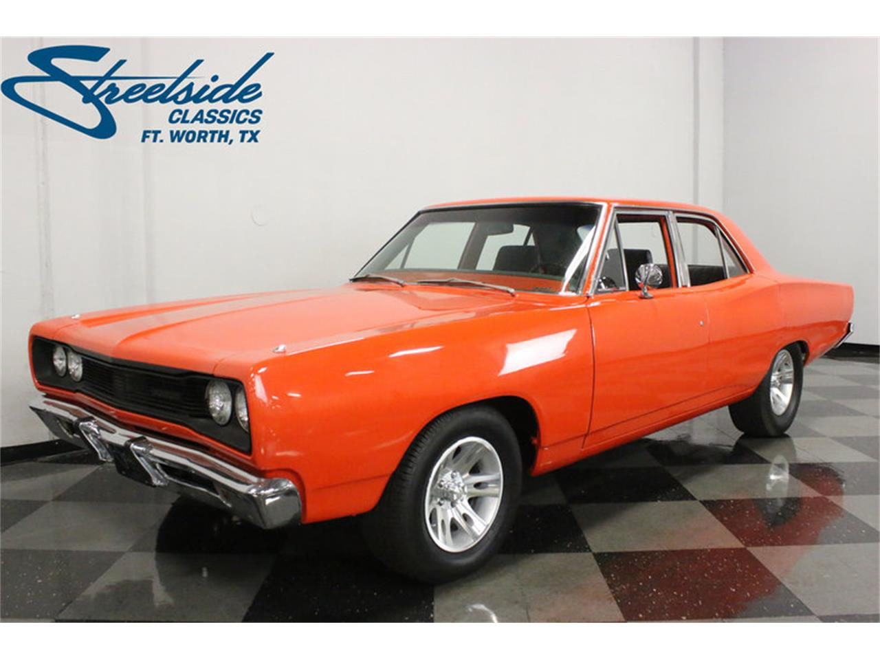 Large Picture of '69 Dodge Coronet Offered by Streetside Classics - Dallas / Fort Worth - L5NW