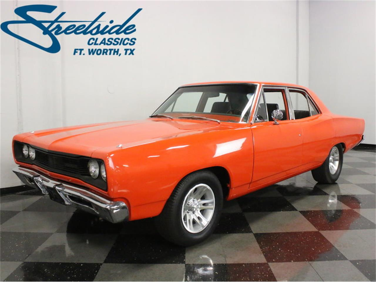 Large Picture of '69 Coronet located in Ft Worth Texas Offered by Streetside Classics - Dallas / Fort Worth - L5NW