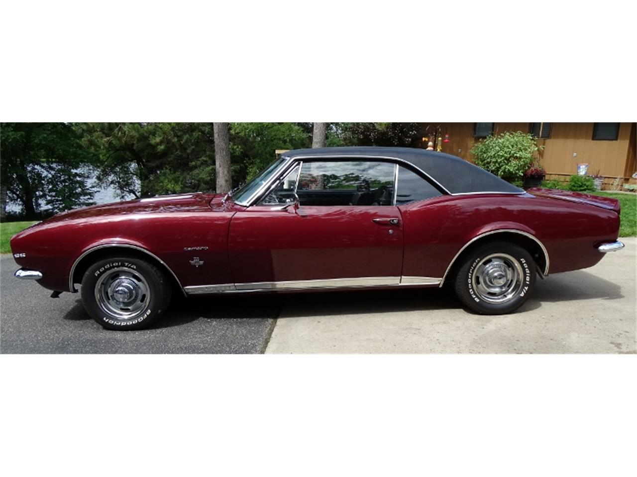 Large Picture of '67 Camaro RS/SS - L5OR