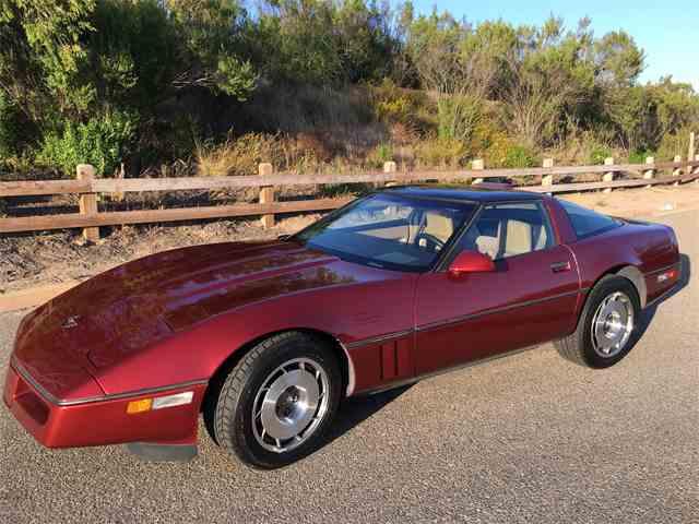 Picture of '87 Corvette - L5OU