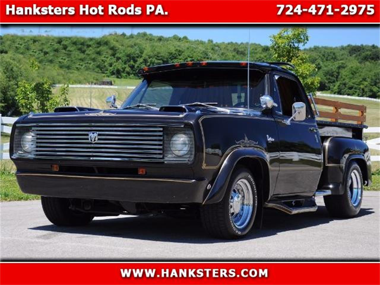 Large Picture of '77 Dodge Pickup located in Pennsylvania - L5P0