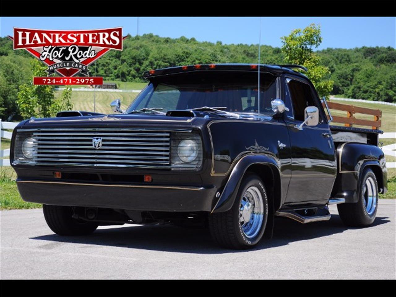 Large Picture of '77 Pickup located in Indiana Pennsylvania Offered by Hanksters Muscle Cars - L5P0