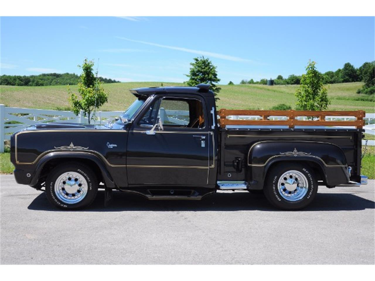 Large Picture of 1977 Pickup - L5P0
